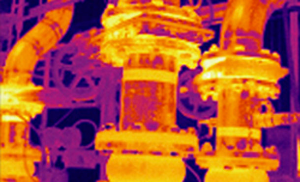 Thermographie infrarouge application canalisation