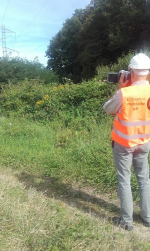 UV INSPECTION ON FRENCH HV TRANSMISSION LINES WITH COROCAM 7